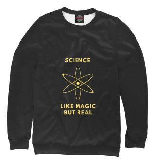 Одежда с принтом Наука