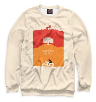 Одежда с принтом Fantastic Mr. Fox