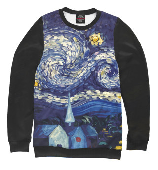 Одежда с принтом Звездная ночь (925005)