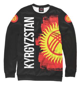 Одежда с принтом Киргизия (907710)