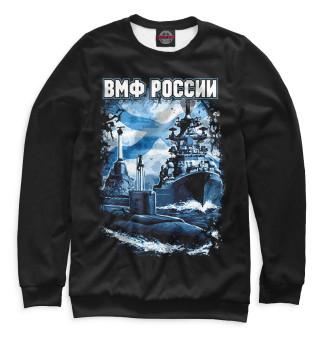 Одежда с принтом ВМФ России