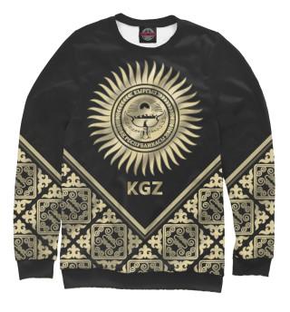 Одежда с принтом Киргизия (966204)