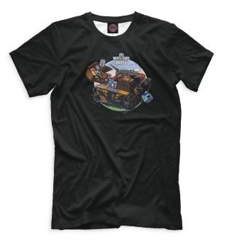 Одежда с принтом World of Tanks Blitz (435605)