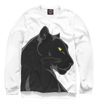 Одежда с принтом Чёрная пантера (599167)