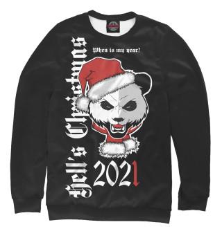 Одежда с принтом Злой панда