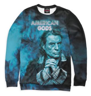 Одежда с принтом Американские боги (269685)