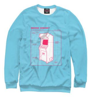 Одежда с принтом Игровой автомат