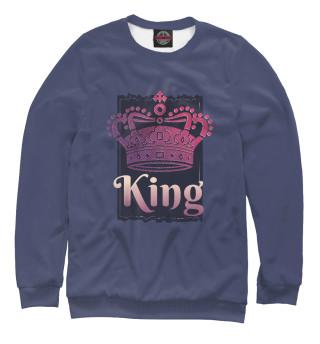 Одежда с принтом Dark King