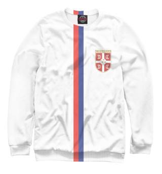 Одежда с принтом Сборная Сербии (298780)