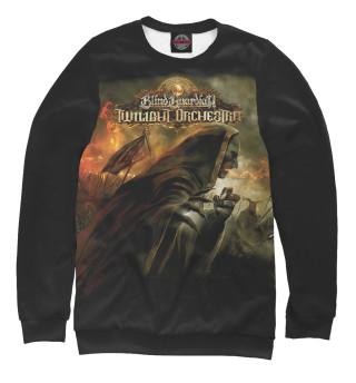 Одежда с принтом Blindguardiantwilightorches