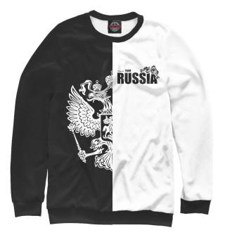 Одежда с принтом National team Russia
