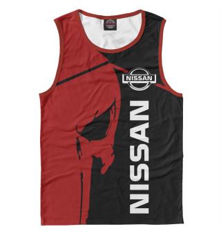 Одежда с принтом Nissan (356701)