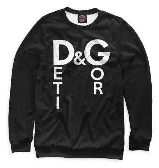 Одежда с принтом Deti Gor