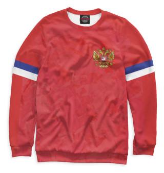 Одежда с принтом Сборная России (973307)
