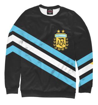 Одежда с принтом Сборная Аргентины (903217)