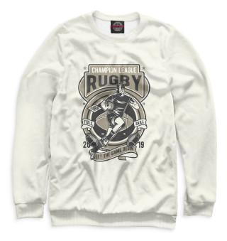 Одежда с принтом Champion League Rugby
