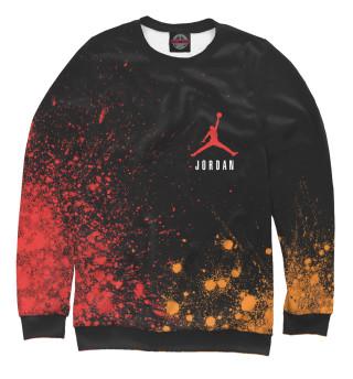 Одежда с принтом Air Jordan (Аир Джордан) (405498)
