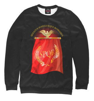 Одежда с принтом Символ Древнего Рима