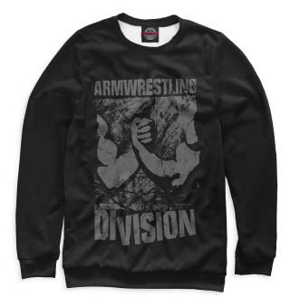 Одежда с принтом Armwrestling (856737)