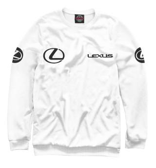 Одежда с принтом Lexus (288188)