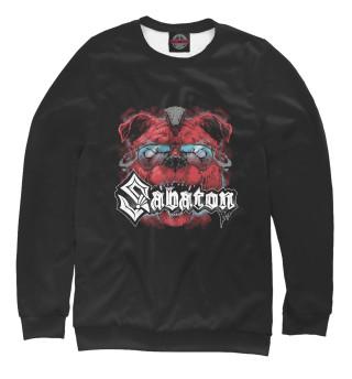Одежда с принтом Sabaton (101155)