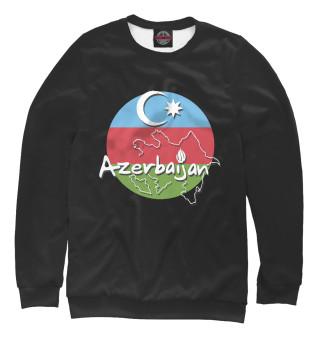 Одежда с принтом Азербайджан (597380)