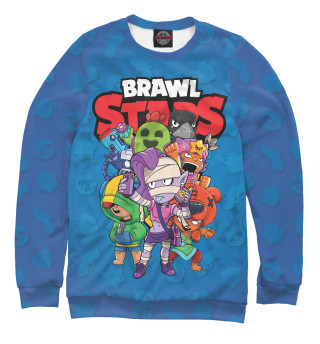 Одежда с принтом Brawl stars (844374)