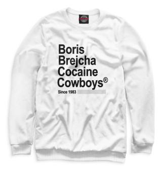 Одежда с принтом Boris Brejcha (947490)