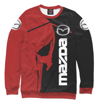 Одежда с принтом Mazda (259629)