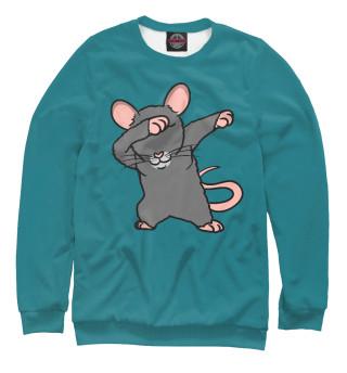 Одежда с принтом Dab Rat