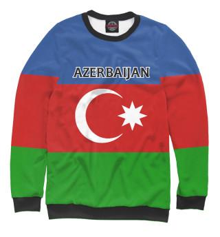 Одежда с принтом Азербайджан (855750)