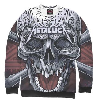 Одежда с принтом Metallica (385194)