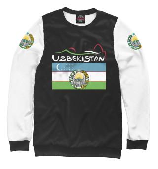 Одежда с принтом Узбекистан (246294)
