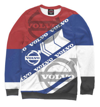 Одежда с принтом Volvo (436062)
