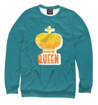 Одежда с принтом True Queen