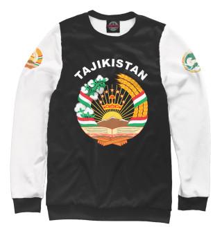Одежда с принтом Tajikistan (287901)