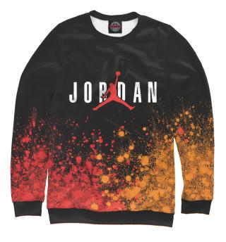 Одежда с принтом Air Jordan (Аир Джордан) (416595)