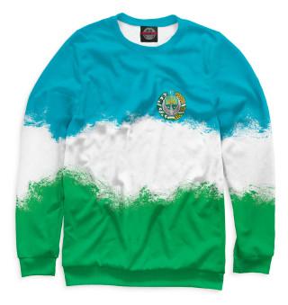 Одежда с принтом Узбекистан (874303)