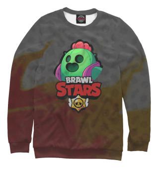 Одежда с принтом Brawl Stars: Spike (724312)