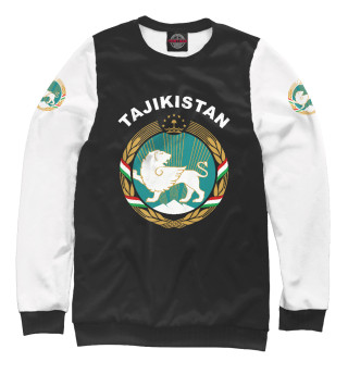 Одежда с принтом Tajikistan (688002)