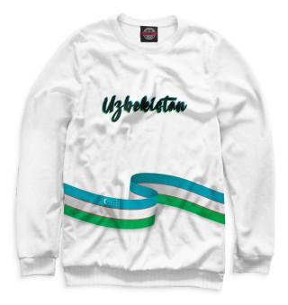 Одежда с принтом Узбекистан (592591)