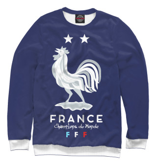 Одежда с принтом Сборная Франции (326194)