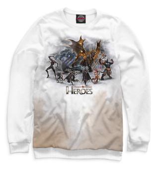 Одежда с принтом Might & Magic Heroes (388532)