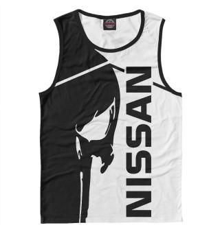 Одежда с принтом Nissan (636400)