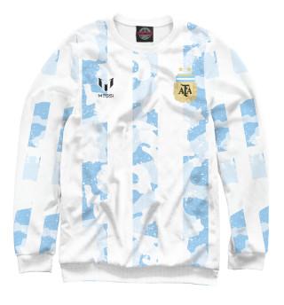 Одежда с принтом Лео Месси Аргентина