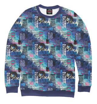Одежда с принтом Blues (502146)