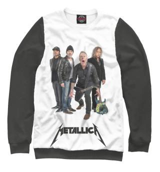 Одежда с принтом Metallica (335838)