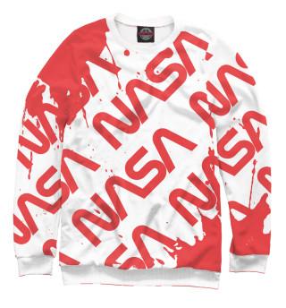 Одежда с принтом Nasa / Наса