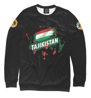 Одежда с принтом Tajikistan (484060)