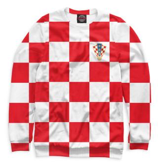 Одежда с принтом Сборная Хорватии (656223)